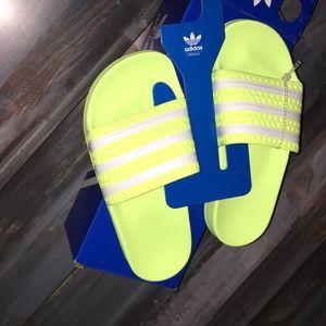 adidas Shoes - adidas Originals adilette Slides NWT!!